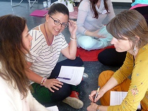 Optimized Woman workshop