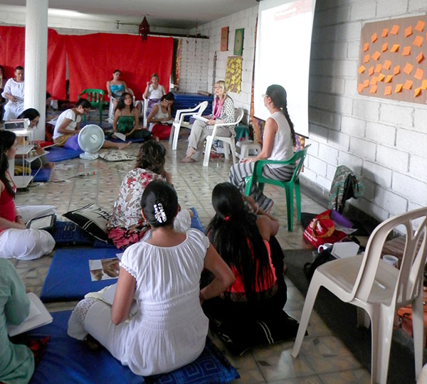 Miranda Gray Red Moon workshop