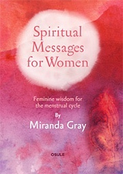 Spiritual Messages for Women by Miranda Gray