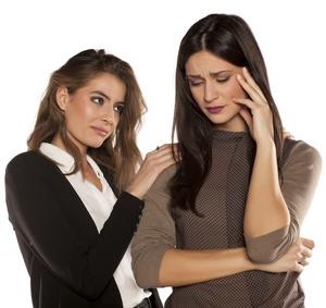 Women helping women