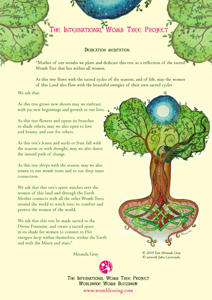 The International Womb Tree Project – The Worldwide Womb