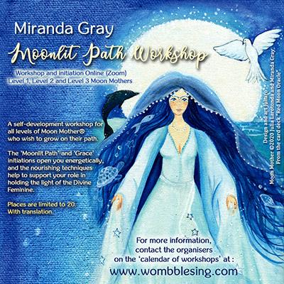 Moonlit Path workshop