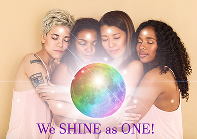 We Shine as One!