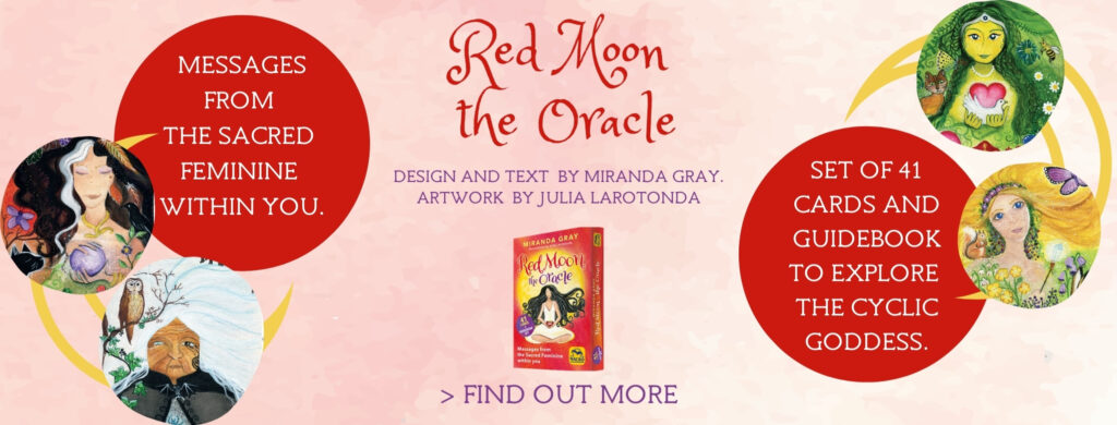 Red Moon - The Oracle