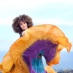 Rainbow woman – colours and the archetypes