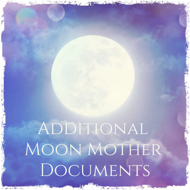 Additional Moon Mother Documents
