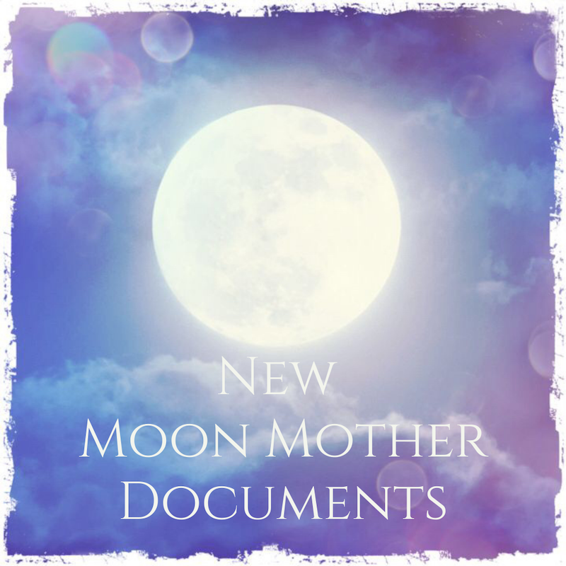 New Moon Mother Documents