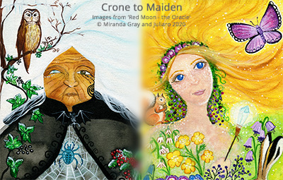 From Crone to Maiden
